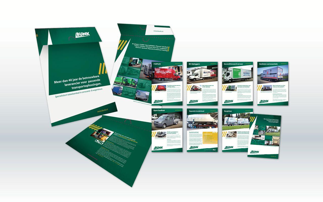 Porfolio Bunk brochure