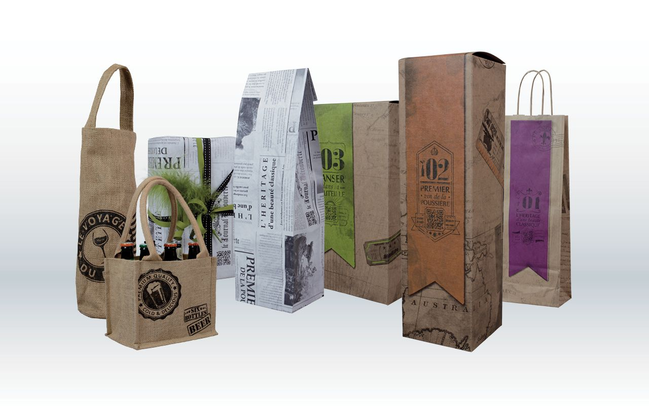 Porfolio Packaging Mon Voyage serie